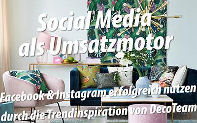 Inspirierendes Social Media Online-Seminar